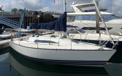 X Yachts X-95, Zeiljacht  for sale by Roompot Yacht Brokers