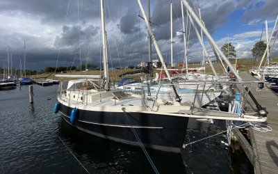 Jan Haring 9.60, Sailing Yacht  for sale by Roompot Yacht Brokers