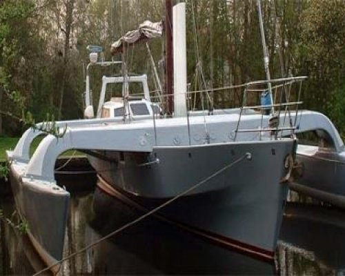 , Multihull zeilboot  for sale by Scheepsmakelaardij Scheepszaken