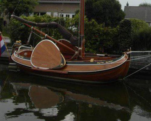 Fries Jacht 5.99, Plat- en rondbodem, ex-beroeps zeilend  for sale by Scheepsmakelaardij Scheepszaken