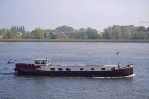Katwijker ( Steilsteven ) 26.50 Varend Woonschip, Ex-professionele motorboot  for sale by Scheepsmakelaardij Scheepszaken
