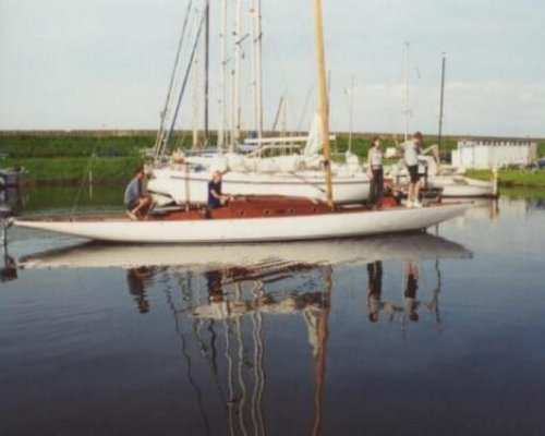 , Traditionelles Yacht  for sale by Scheepsmakelaardij Scheepszaken