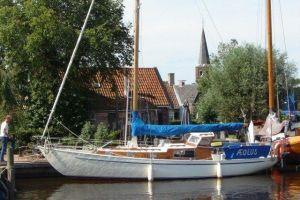 Van Der Stadt 34 10.20 ( Kiel/midzwaard ), Klassiek scherp jacht  for sale by Scheepsmakelaardij Scheepszaken