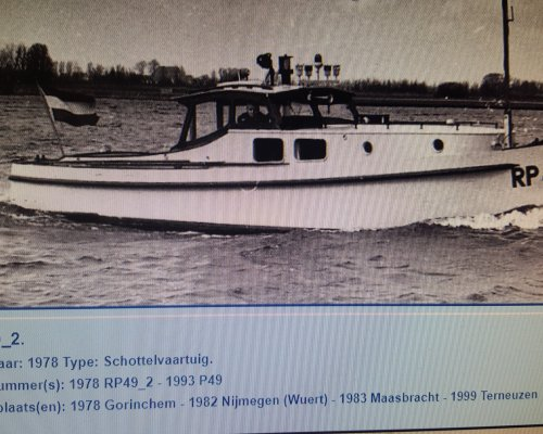 , Traditionelle Motorboot  for sale by Scheepsmakelaardij Scheepszaken