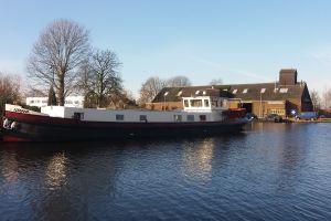 Katwijker 26.50, Ex-professionele motorboot  for sale by Scheepsmakelaardij Scheepszaken