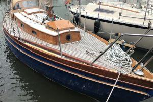 Kroes Scyth Verkocht, Zeiljacht  for sale by Scheepsmakelaardij Scheepszaken