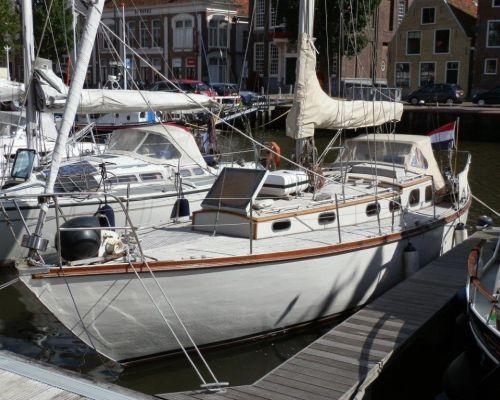 Frans Maas 44 Classic ( Verkocht ), Zeiljacht  for sale by Scheepsmakelaardij Scheepszaken