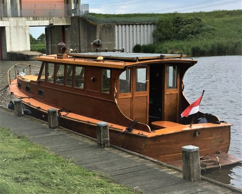 , Klassiek/traditioneel motorjacht  for sale by Scheepsmakelaardij Scheepszaken