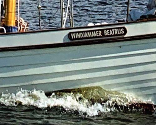 Overnaadse  Klassieker, Windjammer, Javaans Teak, Klassiek scherp jacht  for sale by Scheepsmakelaardij Scheepszaken