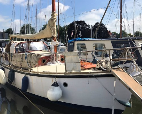 , Sailing Yacht  for sale by Scheepsmakelaardij Scheepszaken