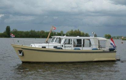 Vacance 10.50 OK, Motorjacht for sale by Jachtbemiddeling Terherne-Nautic