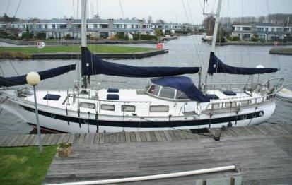 Formosa 51 CC Ketch, Zeiljacht for sale by Jachtbemiddeling Terherne-Nautic