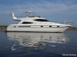 Sealine T52, Motor Yacht Sealine T52 for sale by Elburg Yachting B.V.