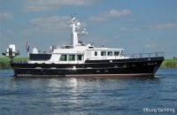 Altena Blue Water Trawler 58' Long Range, Motorjacht