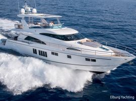 Fairline 78 Squadron, Motoryacht Fairline 78 Squadronin vendita daElburg Yachting B.V.