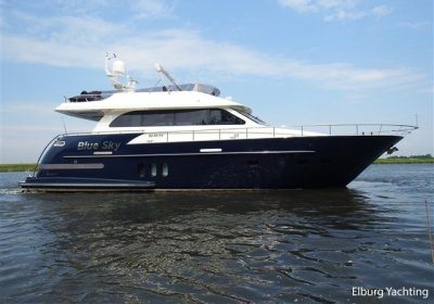 Valk Continental Two 17.50 ALU-IPS Flybridge, Motorjacht