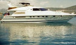Fairline 62 Squadron, Motor Yacht Fairline 62 Squadron for sale with Elburg Yachting B.V.
