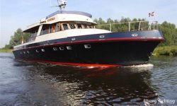 Motoryacht Croix du Sud (ex MTB), Motor Yacht Motoryacht Croix du Sud (ex MTB) for sale with Elburg Yachting B.V.