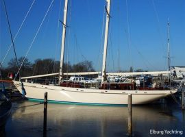 Zaca 60' Schooner, Vitorlás hajó Zaca 60' Schooner eladó: Elburg Yachting B.V.