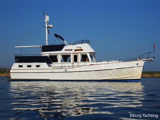 Grand Banks 42 MY - € 295.000 - Boot details   YachtFocus.com