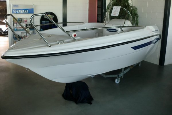 Crescent 518 Arrow, Open motorboot en roeiboot Crescent 518 Arrow te koop bij MD Jachtbemiddeling