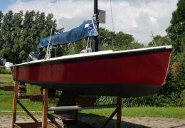 Poly Valk, Open sailing boat Poly Valk for sale by MD Jachtbemiddeling