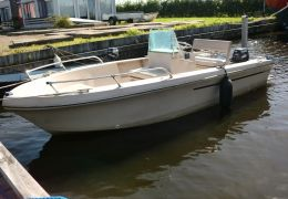 Sportcraft Consoleboat, Speedboat and sport cruiser Sportcraft Consoleboat for sale by MD Jachtbemiddeling