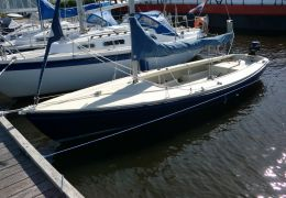 Randmeer Touring, Open sailing boat Randmeer Touring for sale by MD Jachtbemiddeling
