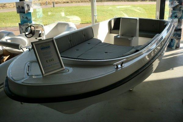 Liberty 555 Tender, Tender Liberty 555 Tender te koop bij MD Jachtbemiddeling