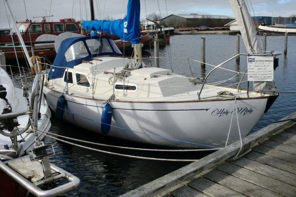 Bandholm 24, Zeiljacht Bandholm 24 te koop bij MD Jachtbemiddeling