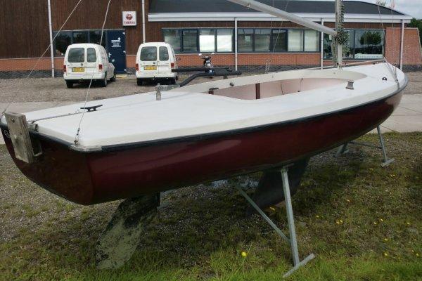 Ufo Open Zeilboot, Open sailing boat Ufo Open Zeilboot te koop bij MD Jachtbemiddeling