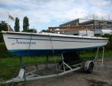 Poly Valk Met Houten Mast/giek & Gaffel, Barca a vela aperta Poly Valk Met Houten Mast/giek & Gaffel in vendita da MD Jachtbemiddeling