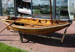 Jol 12 Voet, Open zeilboot Jol 12 Voet for sale by MD Jachtbemiddeling