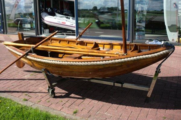 Jol 9 Voet, Open sailing boat Jol 9 Voet te koop bij MD Jachtbemiddeling