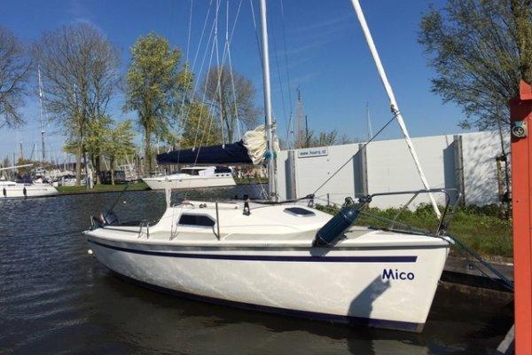 Sailart 18 Incl Trailer, Zeiljacht Sailart 18 Incl Trailer te koop bij MD Jachtbemiddeling