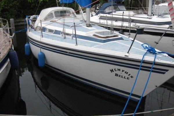 Nordship 27 / 808, Zeiljacht Nordship 27 / 808 te koop bij MD Jachtbemiddeling