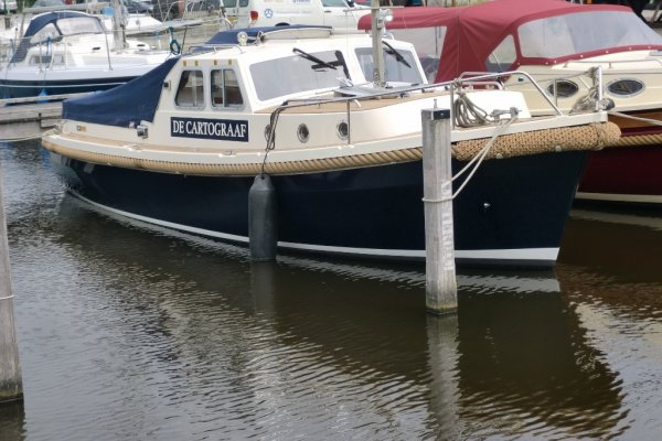 Onj Loodsboot 770, Motor Yacht Onj Loodsboot 770 te koop bij MD Jachtbemiddeling