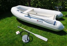 Apex A10 Light (Rib), RIB en opblaasboot Apex A10 Light (Rib) for sale by MD Jachtbemiddeling