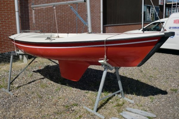 Laerling 12 Ft, Open zeilboot Laerling 12 Ft te koop bij MD Jachtbemiddeling