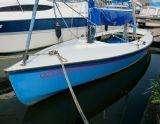 Poly Valk Met Alu Mast, Giek & Gaffel, Open sailing boat Poly Valk Met Alu Mast, Giek & Gaffel for sale by MD Jachtbemiddeling