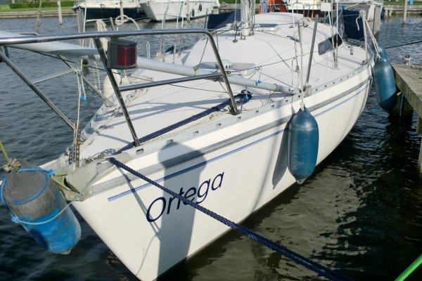 Jeanneau Aquila 29, Zeiljacht Jeanneau Aquila 29 te koop bij MD Jachtbemiddeling
