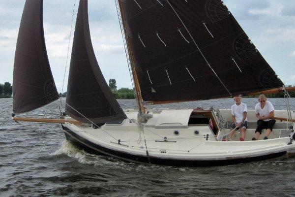 Cornish Crabber 22, Sailing Yacht Cornish Crabber 22 te koop bij MD Jachtbemiddeling