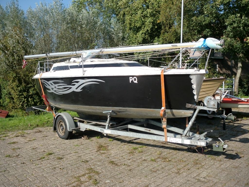 Challenger Micro Incl Trailer
