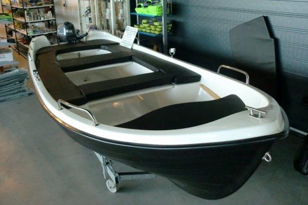 Gentle 430 De Luxe Incl Yamaha 6 Pk, Sloep Gentle 430 De Luxe Incl Yamaha 6 Pk te koop bij MD Jachtbemiddeling