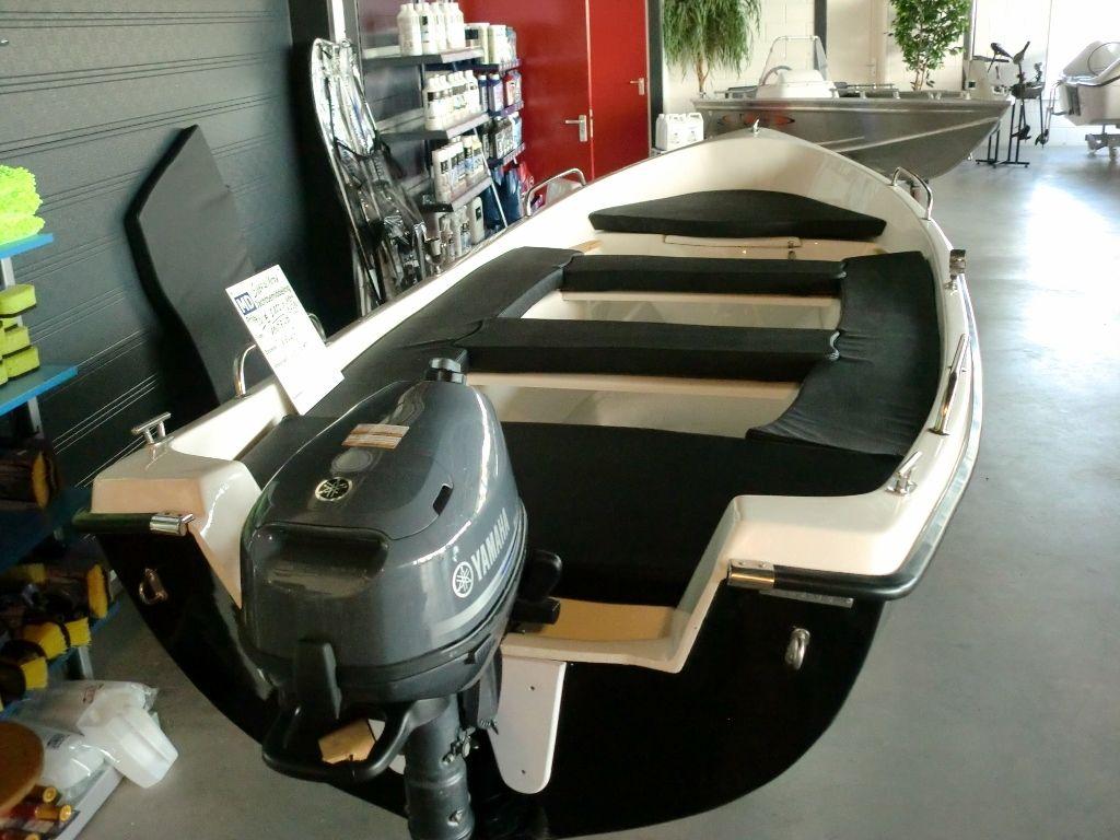 Gentle 430 De Luxe Incl Yamaha 6 Pk