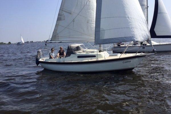 Hurley 700, Sailing Yacht Hurley 700 te koop bij MD Jachtbemiddeling