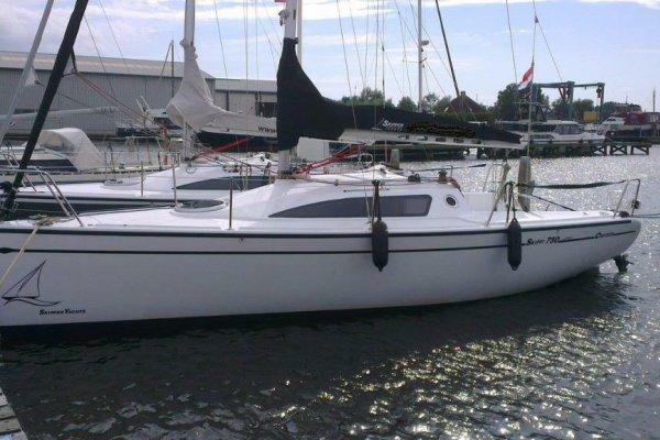 Skippi 750 Cruiser, Sailing Yacht Skippi 750 Cruiser te koop bij MD Jachtbemiddeling