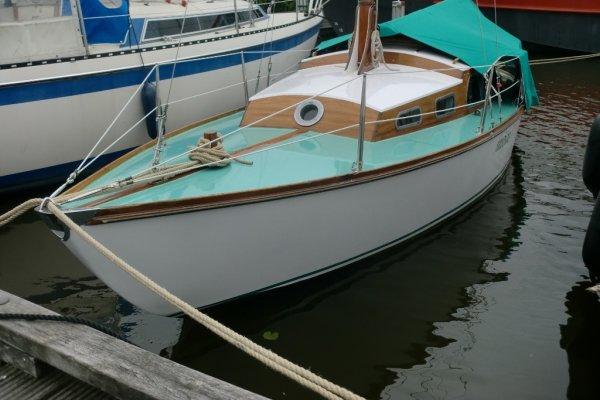 Regina 1, Sailing Yacht Regina 1 te koop bij MD Jachtbemiddeling