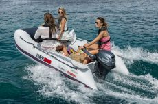 Yam 310 S Met Aluminium Bodem, RIB en opblaasboot Yam 310 S Met Aluminium Bodem te koop bij MD Jachtbemiddeling