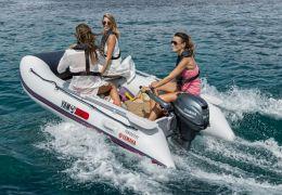 Yam 310 S Met Aluminium Bodem, RIB and inflatable boat Yam 310 S Met Aluminium Bodem for sale by MD Jachtbemiddeling